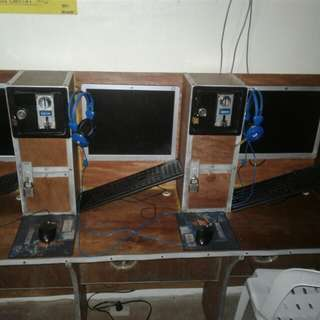 5 Computer Units Piso Net Pang Negosyo For Sale Rush na Rush!!!