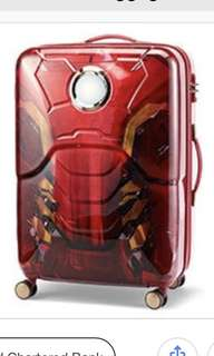Samsonite Marvel themed 26inch Luggage