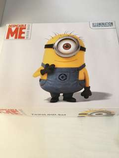 Minion Towel Gift Set 毛巾套裝