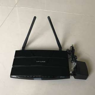 TP Link N600 無線雙頻路由器 wireless dual band router