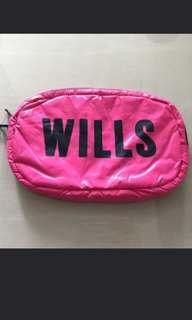 Jack Wills Make Up Bag