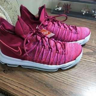 Nike籃球鞋KD9母親節 us9.5 cm27.5