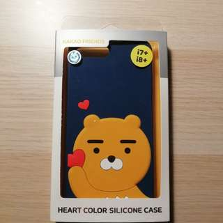 Kakao Friends Ryan iPhone 7 8 Plus case 電話殼
