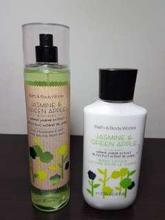 Jasmine & Green Apple Bundle