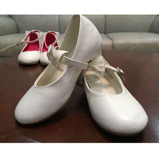 SUGAR KIDS Alana White Shoes