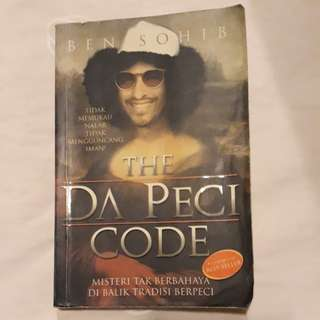 Novel the Da Peci Code #UBL2018