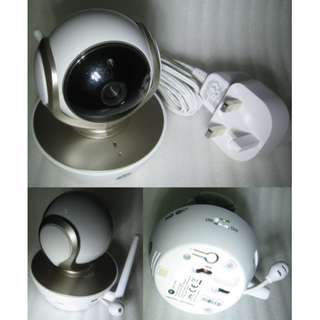 Motorola Focus85 HD 720p Wifi IP Camera . Use app and view on phone