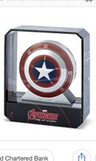 Marvel Theme Powerbank 7800mAh Bluetooth Speaker