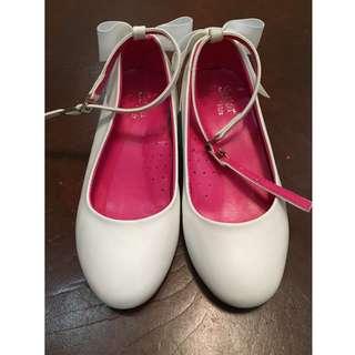 SUGAR KIDS Niah White Shoes