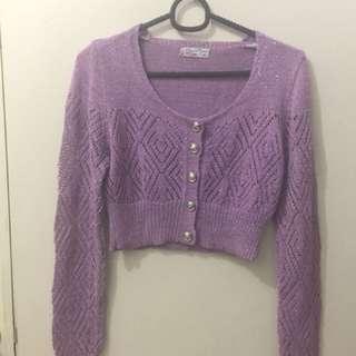 Violet Hang In Jacket