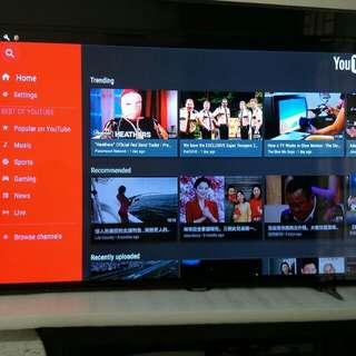 Samsung 55 Inch Smart Led Tv