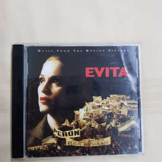 Evita Soundtrack (Made In Japan)