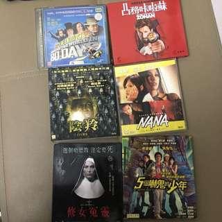 二手VCD/dvd