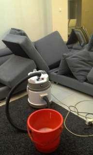 Jasa cuci sofa dll ( harapan indah & sekitarnya )