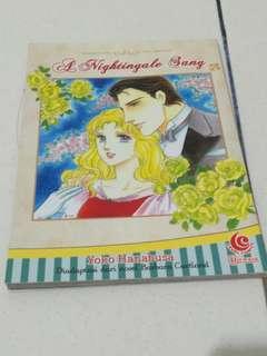 A Nightingale Sang