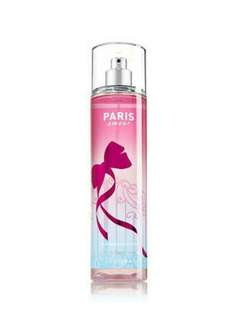 Bath and Body Works Paris Amour