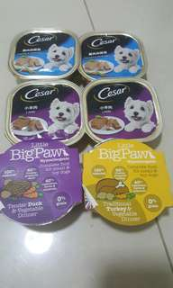 Cesar / Little Big Paws Wet Food