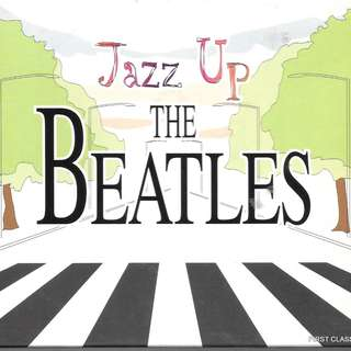 MY PRELOVED CD - THE BEATLES - JAZZ UP /FREE DELIVERY (F3V)