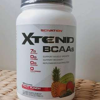 Xtend BCAA Fruit punch
