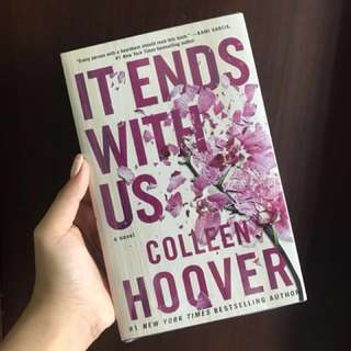 It Ends With Us – Colleen Hoover
