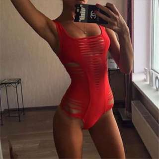 Sexy Cutout Swimming Suit