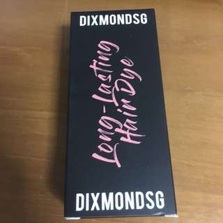 DIXMONDSG Ash Grey Hair dye