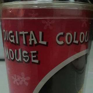 BNIB Digital Colour Mouse