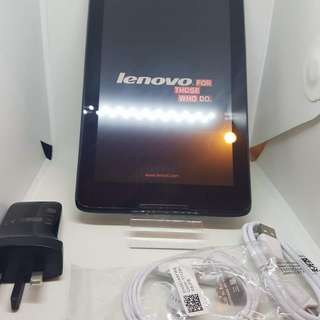 LENOVO TAB 8 inc 16gb simcart meron  original  Open line %100 working good No issues no problem  In good condition complete  %98 New so clean.......499 HKD