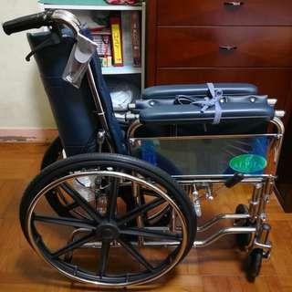 ALPHA 高背輪椅 (新版)