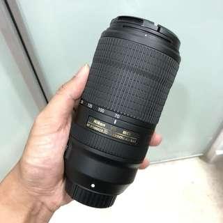 Nikon AFP 70-300mm E VR (FX Lens)