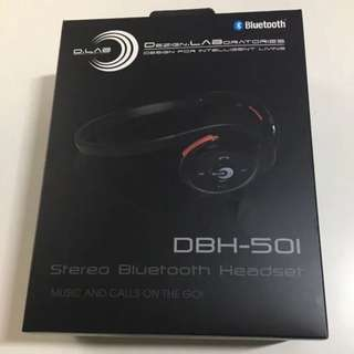 Dlab Wireless Bluetooth Headset