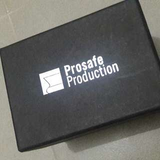 BNIB Prosafe Production Holographics Paper Weight