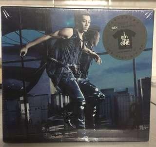 全新 周柏豪 8 CD+BSX x PAKHO 限量Tee 港版