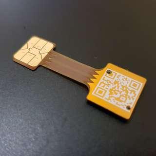 Converter Hybrid Sim Card Extender Micro SD Xiaomi