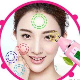 Digital Skin Test (moisture/oil level)