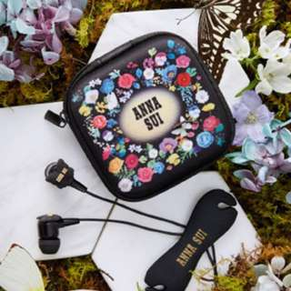 Anna Sui Headphone 套裝耳機