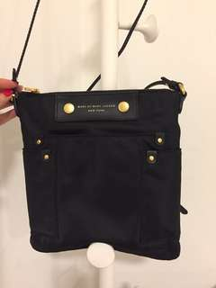 Black Marc Jacob sling bag $85