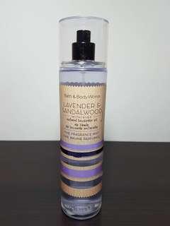 Lavender & Sandalwood Mist