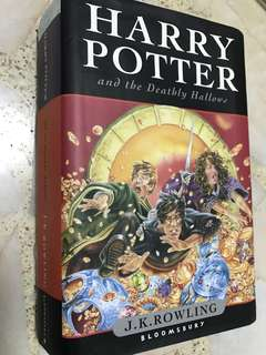 Harry Potter & the Deadly Hallow