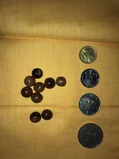 Kayu Koka beads (each)