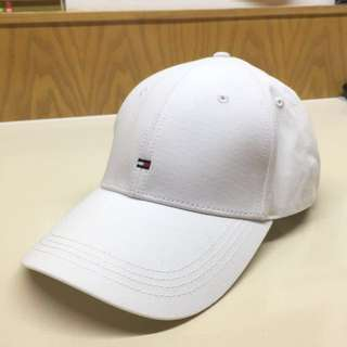 [NEW,AUTHENTIC] Tommy Hilfiger Baseball Cap In White