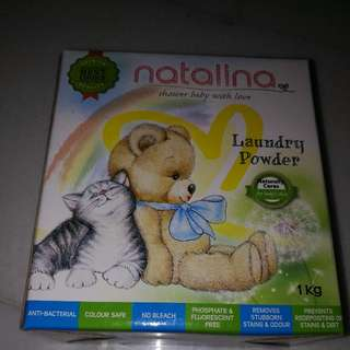 Natalina Laundry Powder Baby