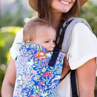 Tula Baby Carrier - Garden Party - Tula Baby Carrier (Standard)