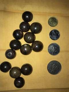 Kayu Gaharu beads (each)