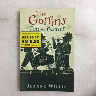 The Goffins Fun and Games