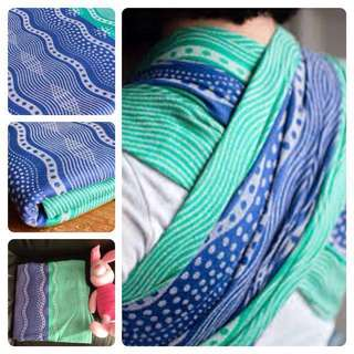 baby carrier wrap Oscha Lyra corrino