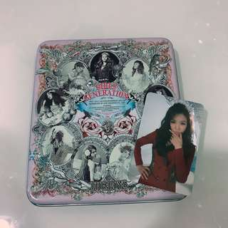 SNSD The Boys Album (Tiffany PC)