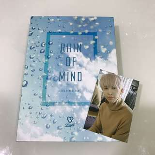 Snuper Rain of Mind (Taewoong PC)