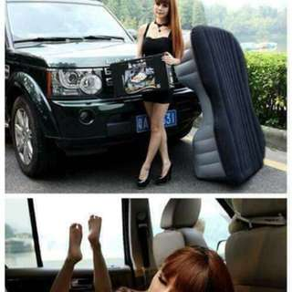 Best way inflatable bed for cars