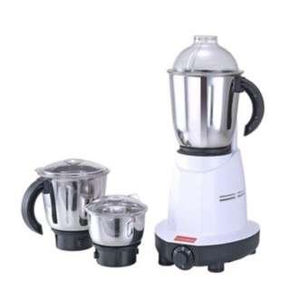 Premier Super G 3 Jar Kitchen Machine Mixer Grinder 110 Volts / Premier Mixie / Premier Mixer / Premier Blender